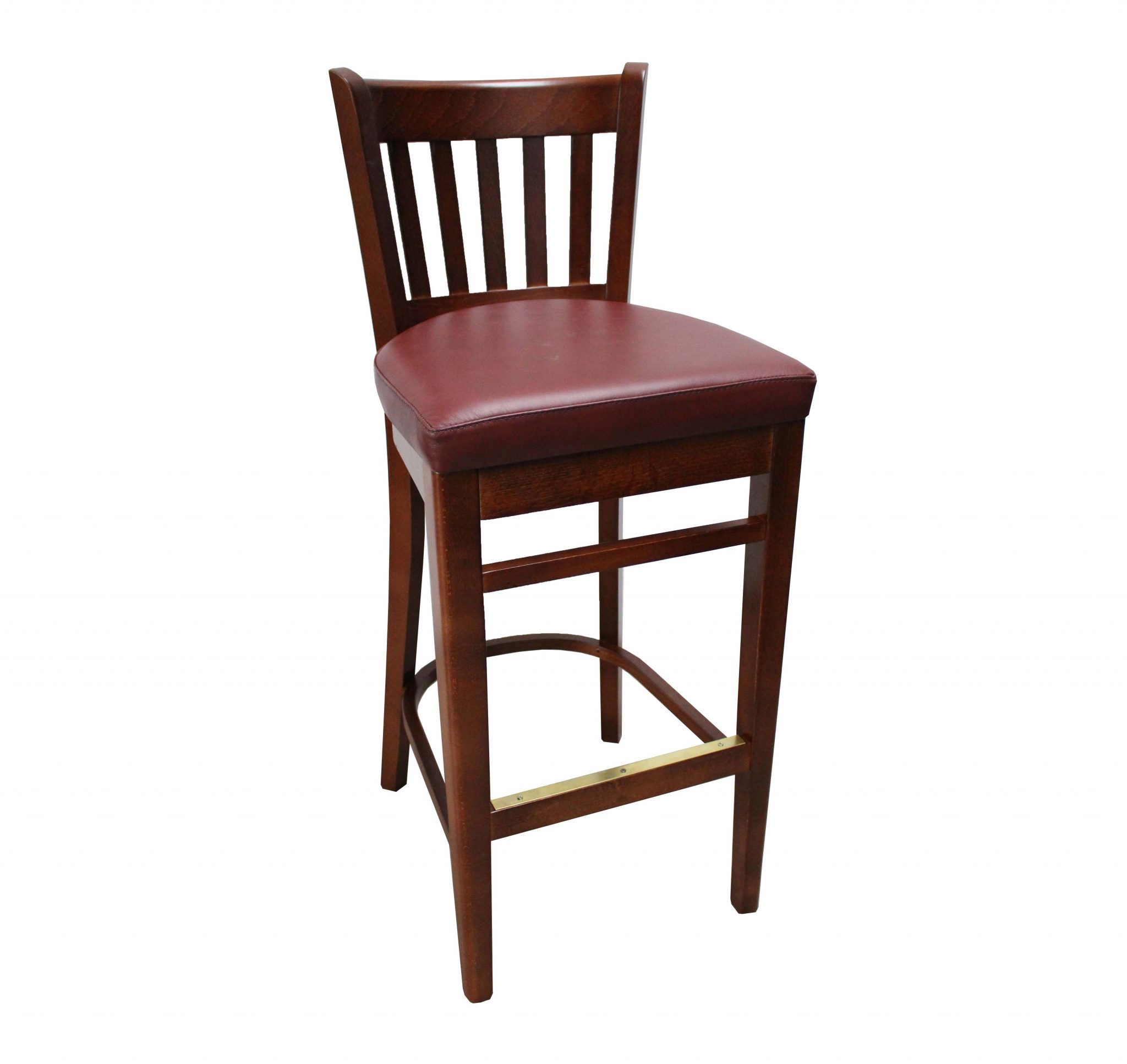 Mcguigan furniture houston bar stool with timber