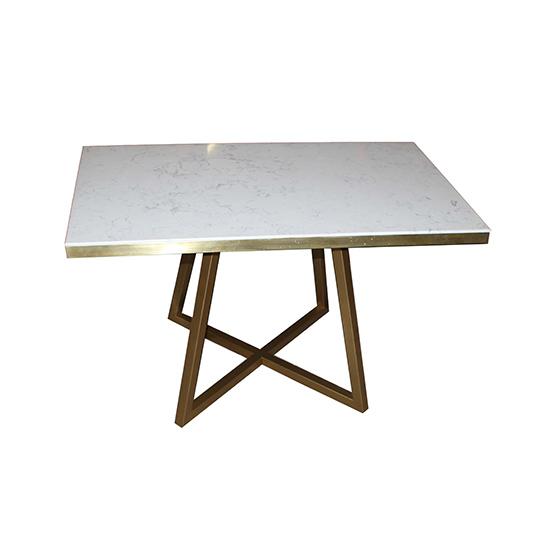 Hako Coffee Table: Delta Coffee Table