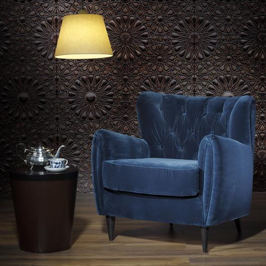mcguigan furniture barry deep button back tub chair