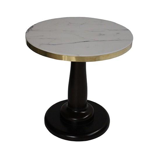 Bloomsbury Coffee Table (with Carrera Quartz Top