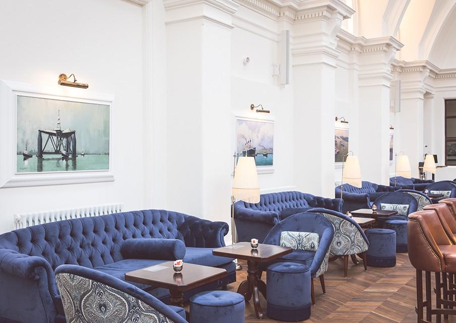 Titanic Hotel Belfast McGuigan Furniture Portfolio